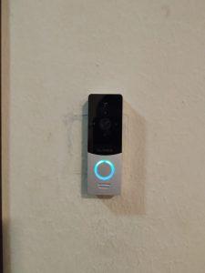 Установка видеодомофона Slinex